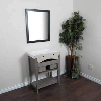 28 Single Sink Vanity Set
