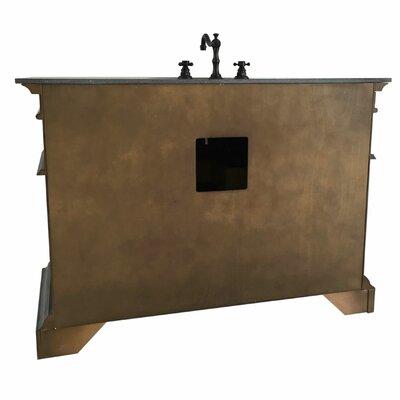 50 Single Bathroom Vanity Set