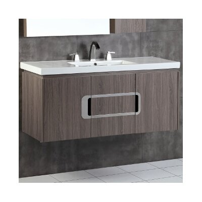 48 Single Bathroom Vanity Set