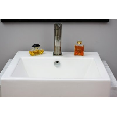 24 Single Bathroom Vanity Set