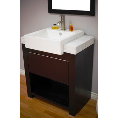 30 Single Bathroom Vanity Set