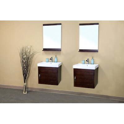 Morris 50 Double Bathroom Vanity Set