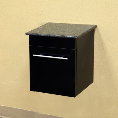 "Ramsey 15"" Wall-Mounted Bathroom Vanity Base"