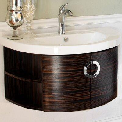 Huntington 34 Single Bathroom Vanity Set