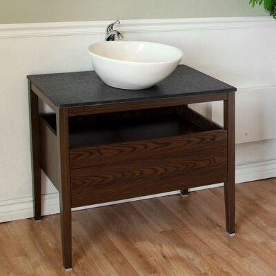 Cabot 36 Single Bathroom Vanity Set