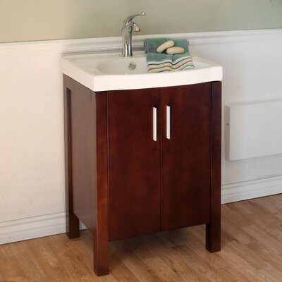 Bergman 24 Single Bathroom Vanity Set