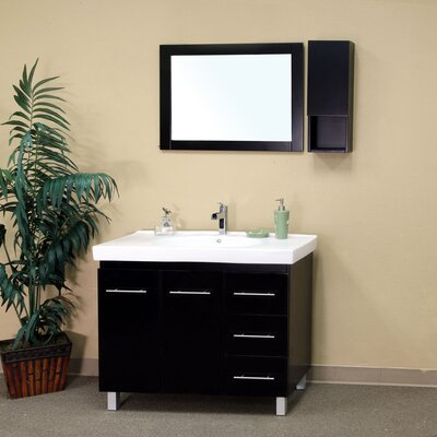 Brisson 40 Single Bathroom Vanity Set