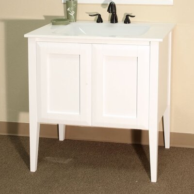 Fairbanks 34 Single Bathroom Vanity Set