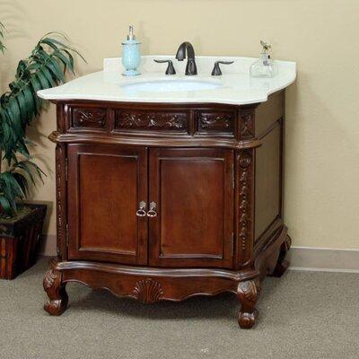 Elbridge 35 Single Bathroom Vanity Set