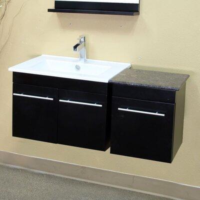 Fairfax 40 Single Wall-Mounted Bathroom Vanity Set
