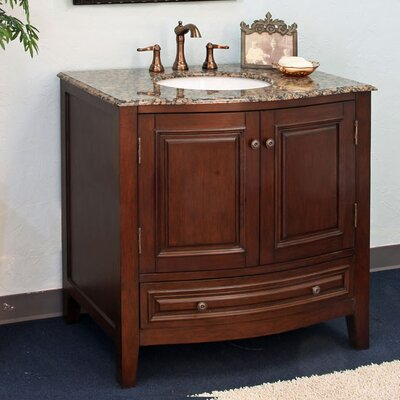 Elks 36 Single Bathroom Vanity Set