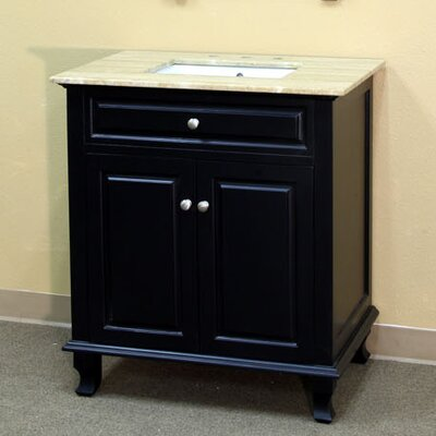 Bailey 32 Single Bathroom Vanity Set