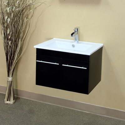 Fairfax 25 Single Wall-Mounted Bathroom Vanity Set