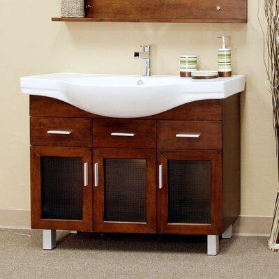 Neufeld 40 Single Bathroom Vanity With Sink