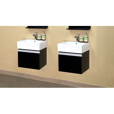 Mason 41 Double Bathroom Vanity Set