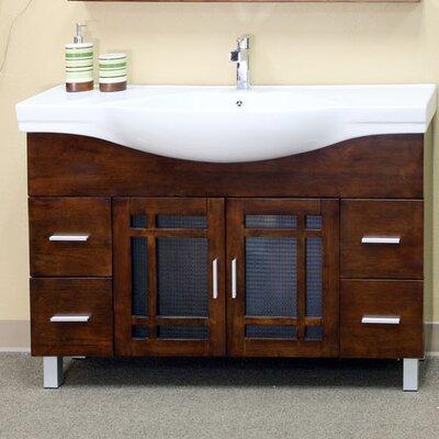 Stoddard 48 Single Bathroom Vanity Set
