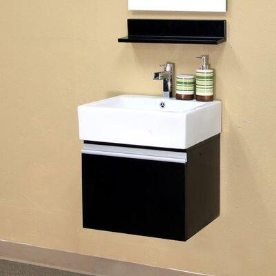 Mason 21 Single Wall-Mounted Bathroom Vanity Set