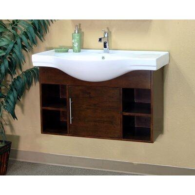 Langdon 41 Single Wall-Mounted Bathroom Vanity Set