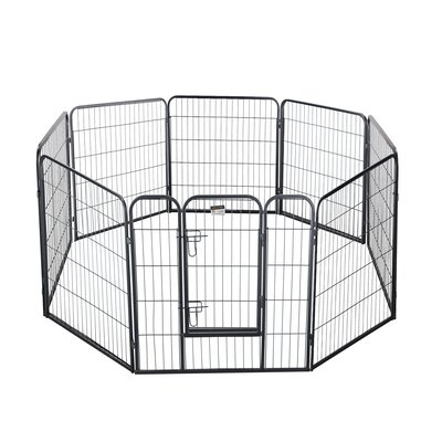 Textured Duty Pet Haven Playpen