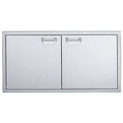 Double Access Doors Size: 27