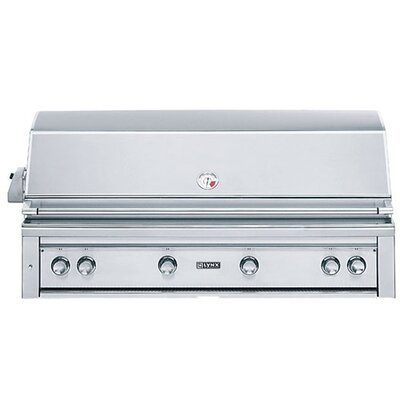 "Lynx 54"" Built-In Gas Grill with ProSear2 - Rotisserie Burner L54PSR-2-NG"