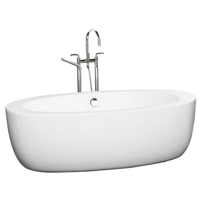 UVA 69 x 33 Soaking Bathtub