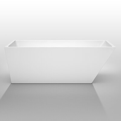 Hannah 67 x 31.5 Soaking Bathtub