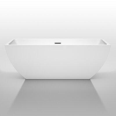 Rachel 67 x 29.5 Soaking Bathtub