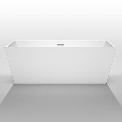 Sara 67 x 31.5 Soaking Bathtub