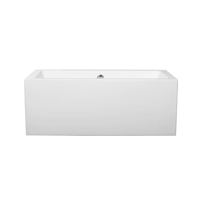 Melody 59.5 x 29.5 Soaking Bathtub