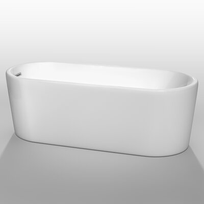 Ursula 67 x 27.5 Soaking Bathtub
