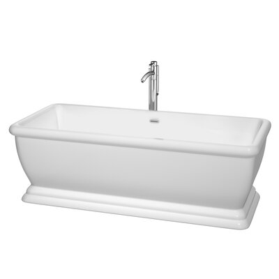 Candace 68.5 x 31 Soaking Bathtub