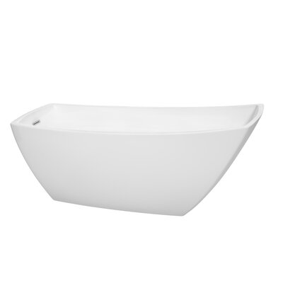 Antigua 67 x 31 Soaking Bathtub