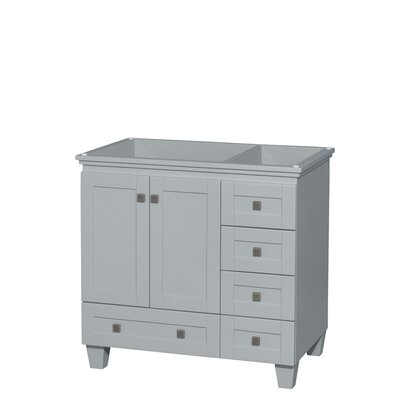 Acclaim 36 Single Bathroom Vanity Base