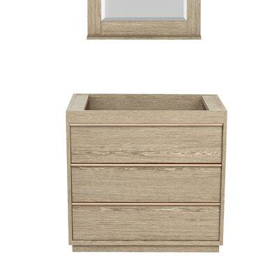 Naya 33 Single Bathroom Vanity Base