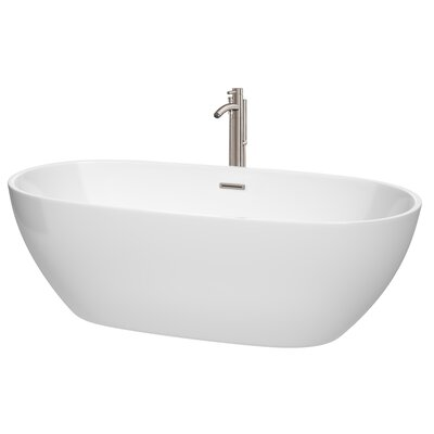 Juno 71 x 32 Freestanding Soaking Bathtub