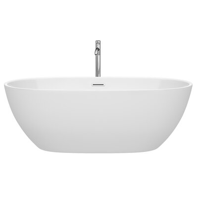 Juno 67 x 32 Freestanding Soaking Bathtub