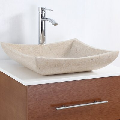 Avalon Square Vessel Bathroom Sink