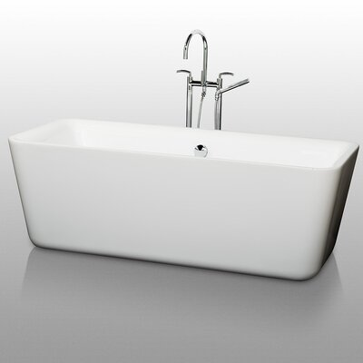 Emily 69 x 30 Soaking Bathtub