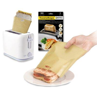 Toasta Bag (set Of 3)