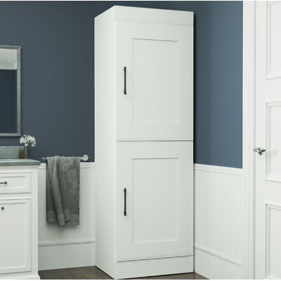 St. Marks Place Storage 25 W Freestanding Closet System Finish: White