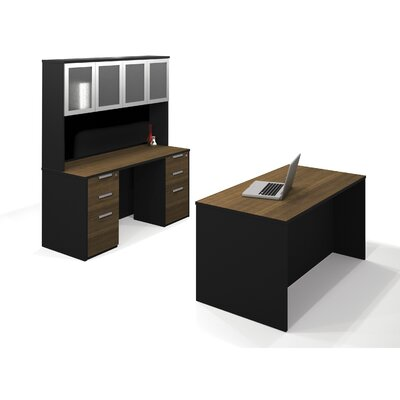 Pro-Concept 2 Piece Standard Desk Office Suite Product Picture 6583