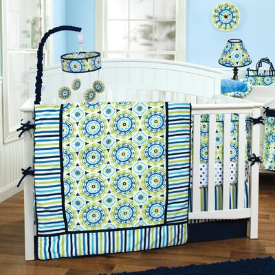 Trend Lab Solar Flair Crib Bedding Set