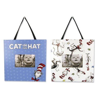 Trend Lab Dr Seuss Picture Frame (Set of 2) - Style: Cat in the Hat at Sears.com