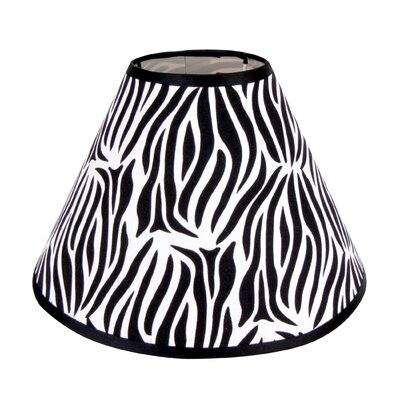 Zahara 10 Cotton Empire Lamp Shade