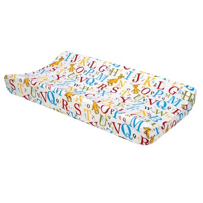 Dr. Seuss ABC Changing Pad Cover 30471