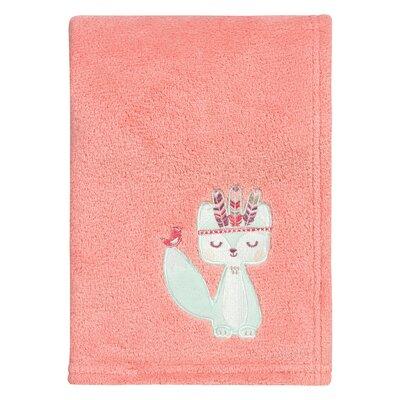 Wild Forever Polyester Baby Blanket