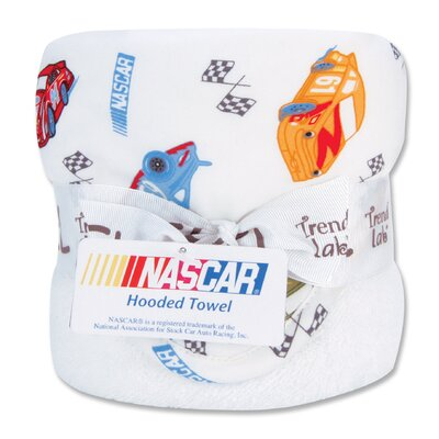 Trend Lab NASCAR Bouquet Hooded Towel at Sears.com