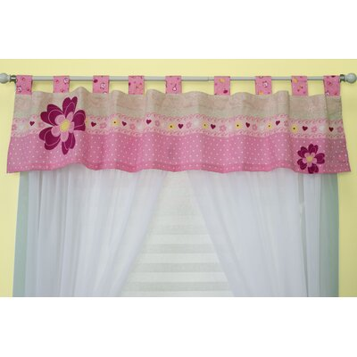 """Trend Lab Storybook Princess Table Top 56"""" Curtain Valance at Sears.com"""