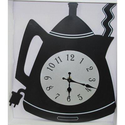 Kettle Wall Clock 13581-3